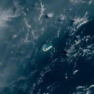 météo tropicale : Image satellite .