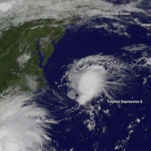Dépression Tropicale