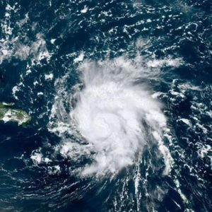 Ouragan Catégorie 1