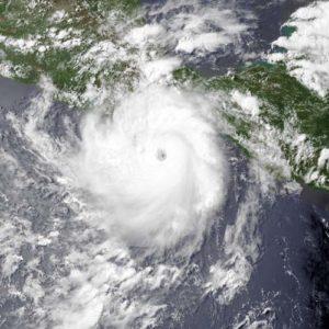 Ouragan Catégorie 2