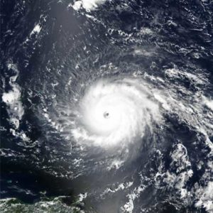Ouragan de Catégorie 5