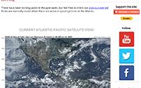 Site internet Tropical Tidbits