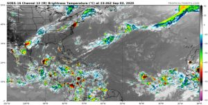 Satellite Atlantique - 04/09/2020 - 00H UTC